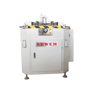 Fenêtre d'aluminium machine lourde machine Corner combinant Lmb-120b