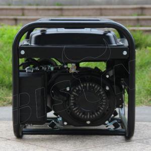비손 (중국) BS2500b 2kw 2kVA 작은 가구 공장 가격 연료는 각자 운영하는 발전기를 저장한다