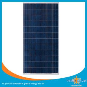 Módulo de painel solar de células solares fotovoltaicas de 200W com preço de fábrica