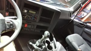 Liberação global Isuzu Giga 4X2 Van Caminhão