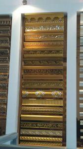 Colorir o molde decorativo do Cornice do teto do plutônio