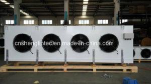 O tubo de cobre as aletas de alumínio Condensador arrefecido a ar por evaporação