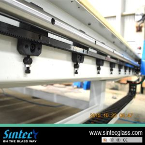 Macchina a forma di automatica di taglio del vetro di alta precisione