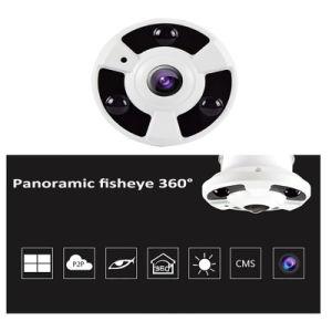 130 grados Fish-Eye gran angular de la cámara digital antivandálico Ahd