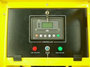 400kVA gerador Diesel Cummins Definir tipo de silencioso