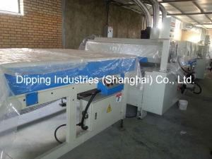Macchina di rivestimento UV per le mattonelle di pavimentazione del PVC