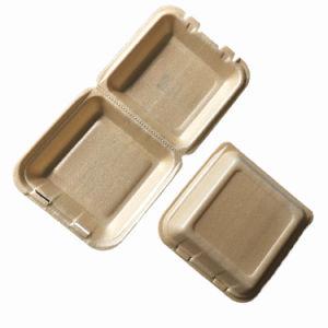 PLA из пеноматериала кукурузный крахмал обед питание извлеките биоразлагаемых ящики Bento