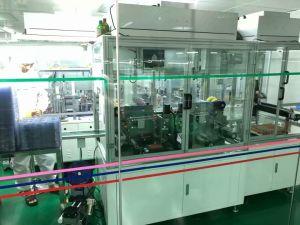 Stn LCDスクリーンの青い文字穂軸のStn 8X2 LCDの表示のモジュール