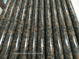 Baltische Bruine Countertop van het Graniet voor Badkamers en Ijdelheid