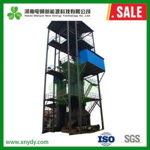 Alto gassificatore a due fasi del carbone della base fissa di produzione del gas di Qm 3.4m
