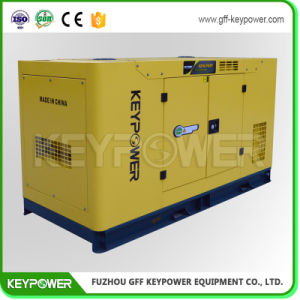 20kVA Four Cylinders Diesel Generator with Silent Canopy