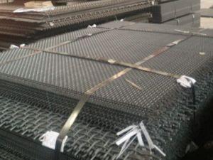 Media da tela de fio da Técnico-Peneira no aço de manganês 65