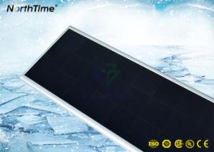 IP65 Smart Sensor de movimiento infrarrojos Farolas Solares LED integrado