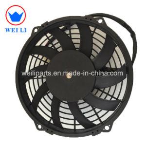 Techo eléctrico de 24V DC con el ventilador del motor de 9 pulgadas de diámetro para Bus Yutong