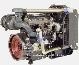 50kVA 40kwのスタンバイのレートのイギリスのPekinsエンジンの無声ディーゼル発電機