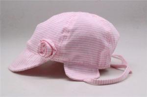 カスタム美しい赤ん坊の柔らかい帽子および帽子