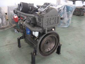 イギリスのリカルド6シリンダー水によって冷却される6L変位エンジン