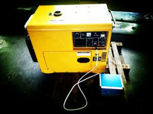 Generatore caldo! 5kw Genset diesel portatile silenzioso