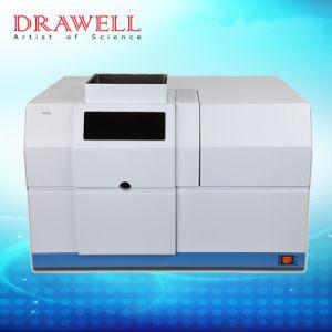 El modelo automático Drawell Espectrofotómetro de absorción atómica con 8 posiciones de los portalámparas (DW-AA4530F)