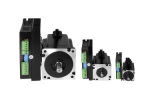NEMA24 60mmX60mm 2 fases 1.8deg 2,5 V, el motor de pasos