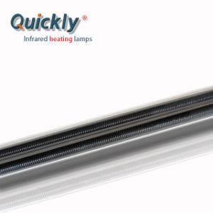 Elemento de aquecimento por infravermelhos branco lâmpada por infravermelhos de aquecimento por infravermelhos