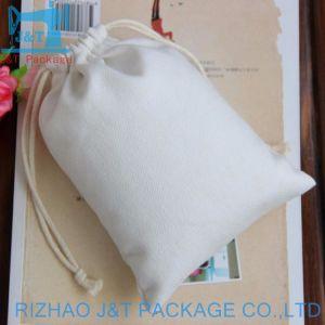Simple L'écologie de la mousseline de coton bio de produire un sac, sac de coton, le coton Sac Net, coulisse sac de coton