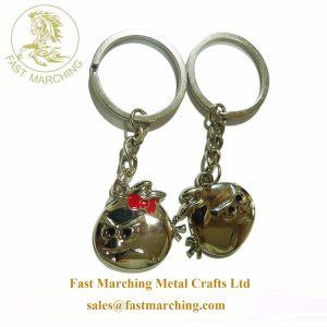 키를 위한 주문을 받아서 만들어진 도매로 뜨 최고 금속 긴 열쇠 고리