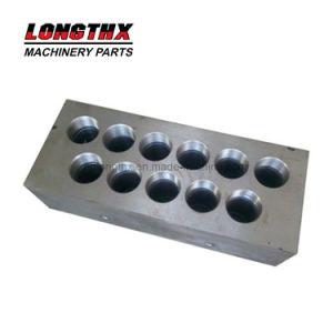 Metal personalizado em alumínio de Aço Inoxidável Moagem CNC peças torno mecânico de precisão