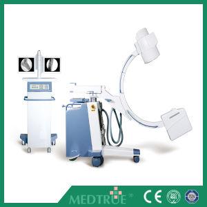 Machine mobile à haute fréquence médicale approuvée de système de formation image de rayon X de C-Bras de CE/ISO (MT01001102)