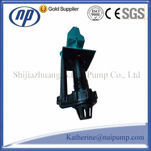 Zjlr 시리즈 표준 단단한 원심 수직 슬러리 펌프