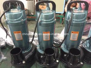Qdx40-9-1.5 eléctrico de alta calidad bomba de agua sumergible