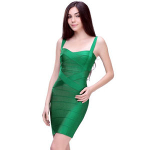 d722e4ce4 Mayorista caliente vestido moda vestidos de patinaje de Damas del Club de  vestir vendaje vestido apretado