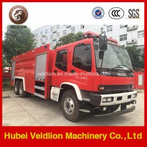 Isuzu 240HP 10、000-12、普通消防車000リットルの水