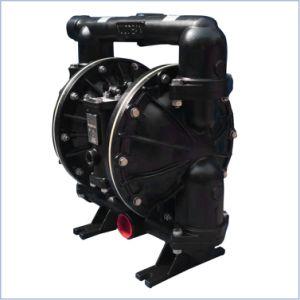 1-1/2  pompa a diaframma pneumatica di alluminio di grande flusso doppia