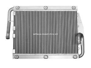 機械装置のアルミニウム棒版のラジエーターのクーラーのラジエーターの熱交換器