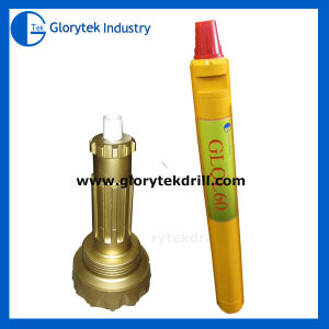 Modelo de martelo DTH de alta pressão Gl345A