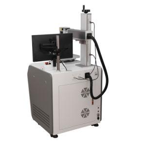 熱い販売法のEzcadのソフトウェアのハードウェアはファイバーレーザーの彫版機械に用具を使う