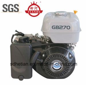 ISO утвердил большой мощности 6000 Вт постоянного тока Ohv бензиновый генератор
