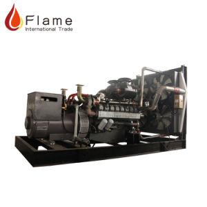 Aprovado pela CE 10kw-1000kw gerador de PCCE biogás de metano/ gerador de gás natural
