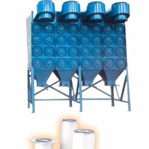 La strumentazione di rimozione di polvere della cartuccia di filtro
