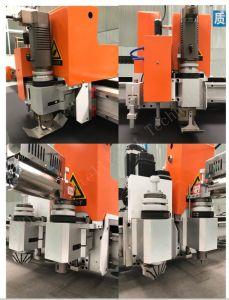 Máquina de Dobragem do Papel Cartão Caixa de máquina de perfuração a linha de produção de equipamento com marcação ISO