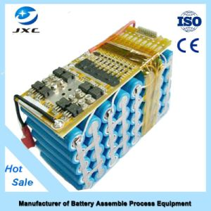 リチウム電池のパックのエネルギー蓄積のガスの移動スポット溶接機械