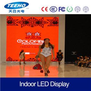 Haut Refreshrate P3.91 Affichage LED intérieure pleine couleur