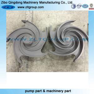 Ventola in titanio per le parti di recambio di modello della pompa del contrassegno 3 di Durco