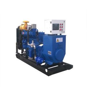 50kw de potencia industrial El primer grupo electrógeno gasificador de biomasa