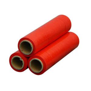 Los rodillos de mejor venta de palets de mano de envoltura de plástico film estirable LLDPE