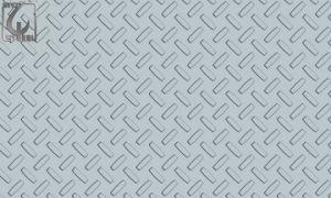 In reliëf gemaakte Plaat 5754 van het Aluminium Vijf Staven voor Decoratie