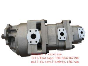 KOMATSU 705-58-46001.705-58-46000---KOMATSU originale spinge i pezzi di ricambio di fabbricazione della pompa a ingranaggi del caricatore