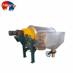 Высокая эффективность добычи золота в масляной ванне магнитного сепаратора барабана машины