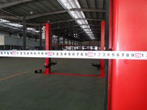 4200kg/4.2トンのゆとりの床電気リリース2郵便車の上昇(FL-8214E)